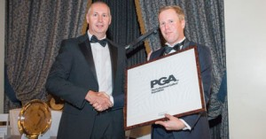 PGA Award - Matt Ford PGA